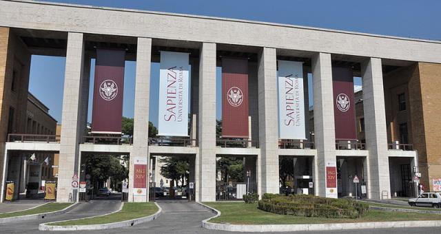 Universit degli studi di roma la sapienza erasmus people for Elenco studi di architettura roma